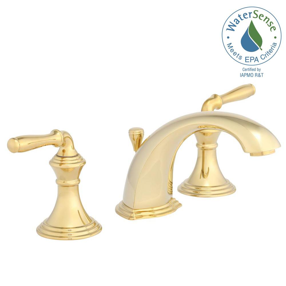 Brass - Bathroom Sink Faucets - Bathroom Faucets - The Home Depot
