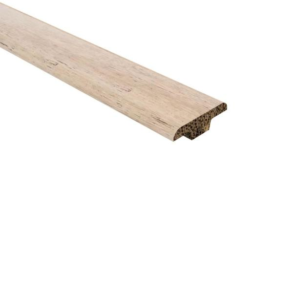 Strand Woven Bamboo Stargazer 0.362 in. T x 1.25 in W x 72 in. L Bamboo T Molding
