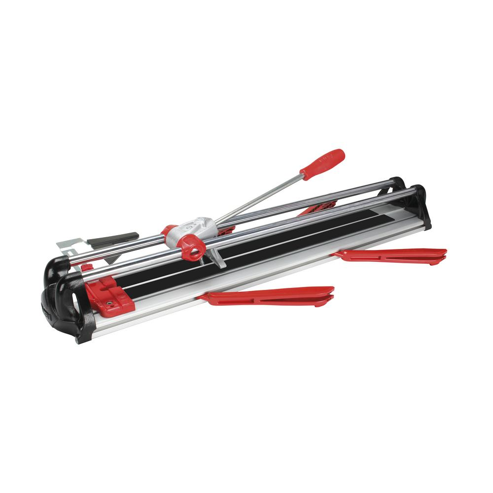 Rubi 26 In Fast Tile Cutter 13940 The Home Depot
