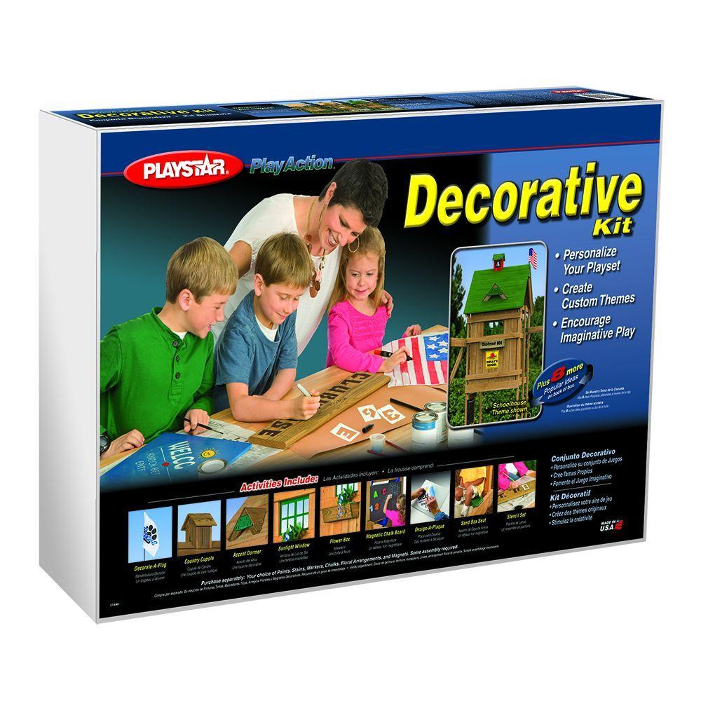 Decorative Features Kit