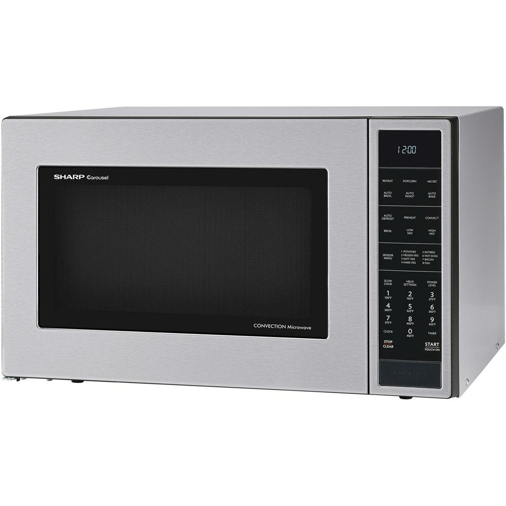 Sharp 1 5 Cu Ft Countertop Convection