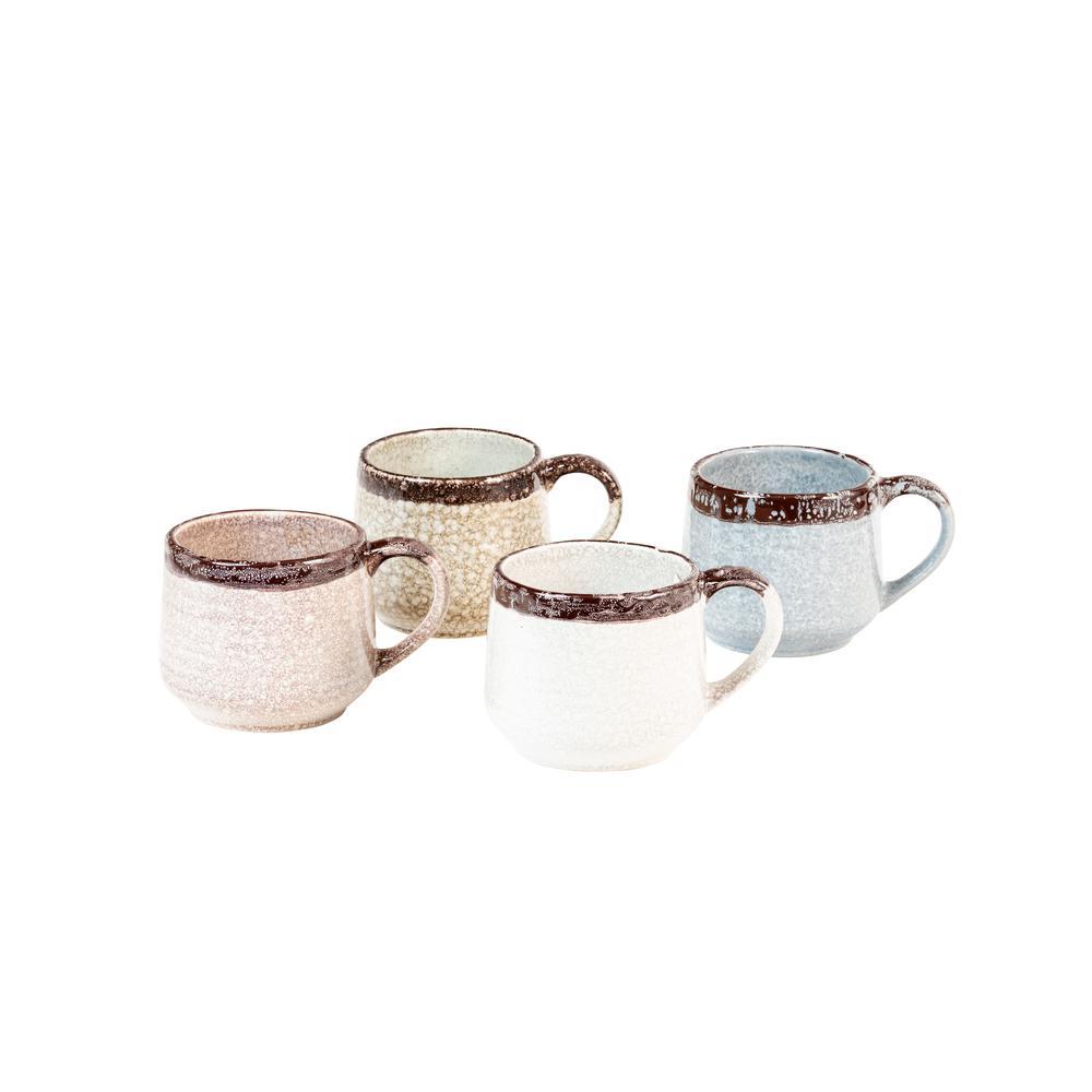 Halford Mixed Mugs (Set of 4)