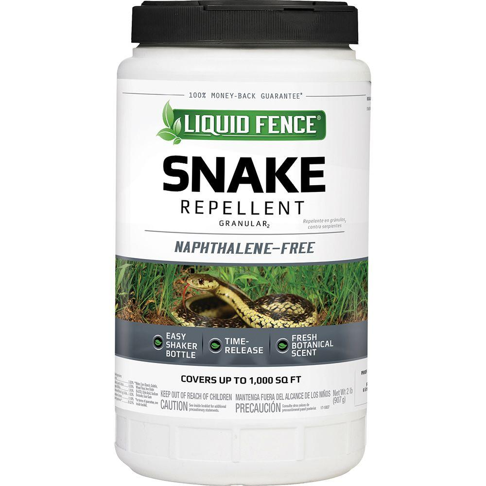 Liquid Fence 2 lbs. Snake Repellent Granules