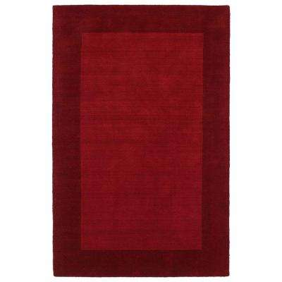 Regency Red 5 ft. x 8 ft. Area Rug