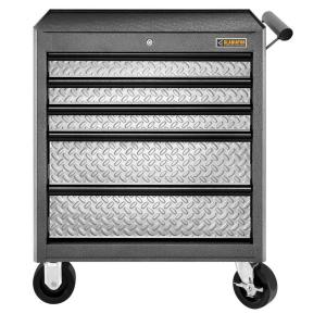 Gladiator Classic Series 27 inch W 5-Drawer Rolling Tool Chest by Gladiator