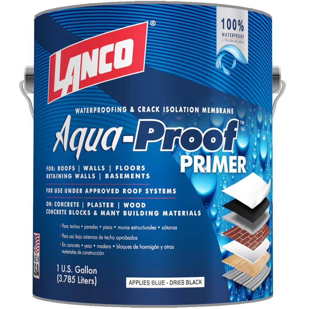Lanco 1 Gal. Aqua-Proof Water-Proofing Membrane-MD863-4 - The Home Depot