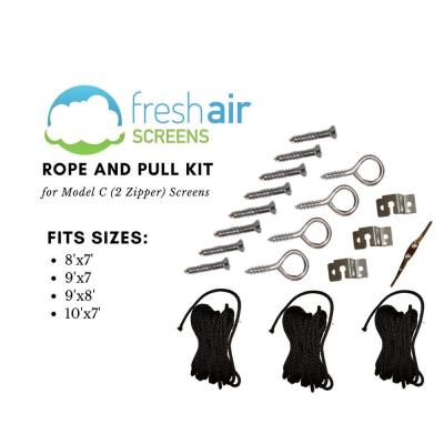 Small Rope and Pull Kit for Model C