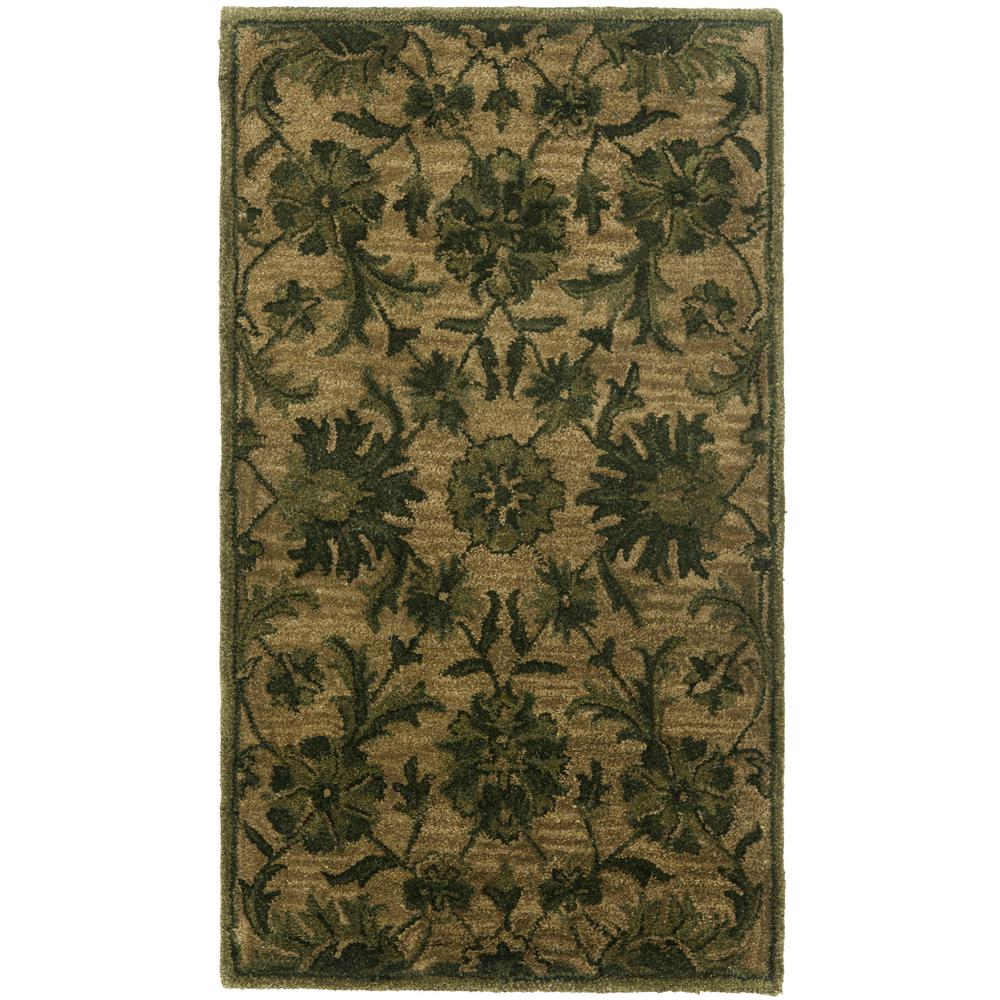 Safavieh Antiquity Olive/Green 2 ft. x 3 ft. Area Rug