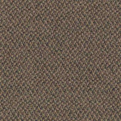 Carpet Sample - Difference Maker - Color Country Garden Loop 8 in x 8 in