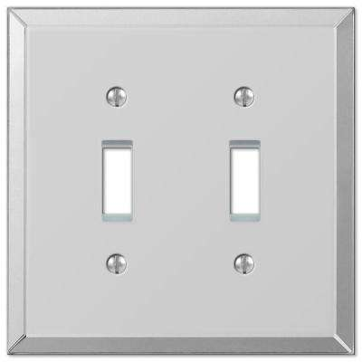Mirror 2 Toggle Wall Plate
