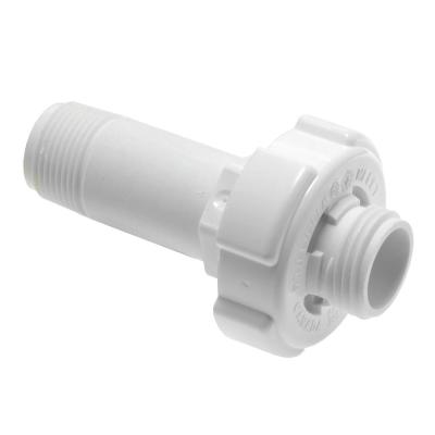 Plastic Drain Valve for Tank Type Water Heaters