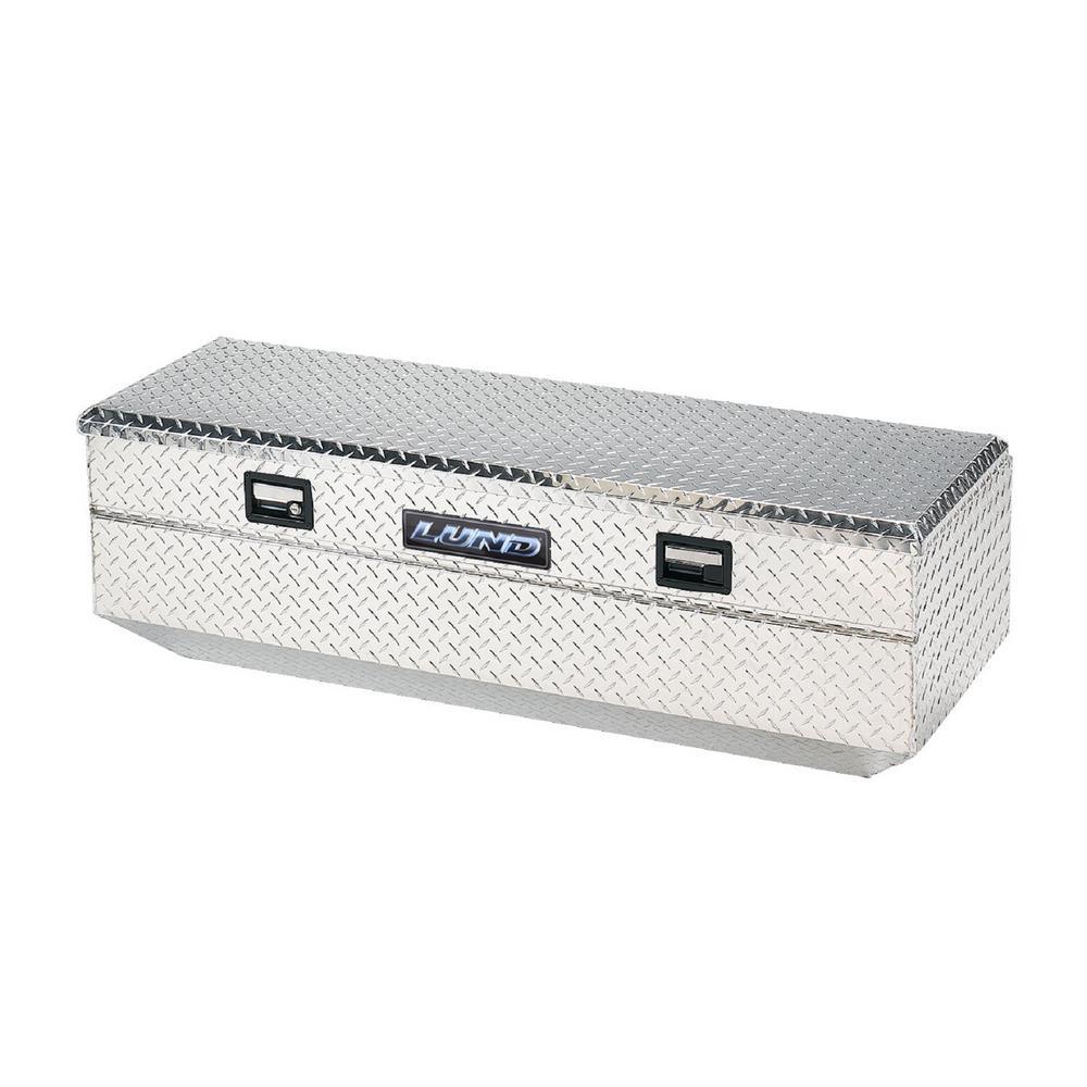 47.75 in Diamond Plate Aluminum Full Size Chest Truck Tool Box
