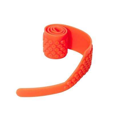 16 in. Grip-Wrap Isolator Metal Detector Comfort Wrap in Orange