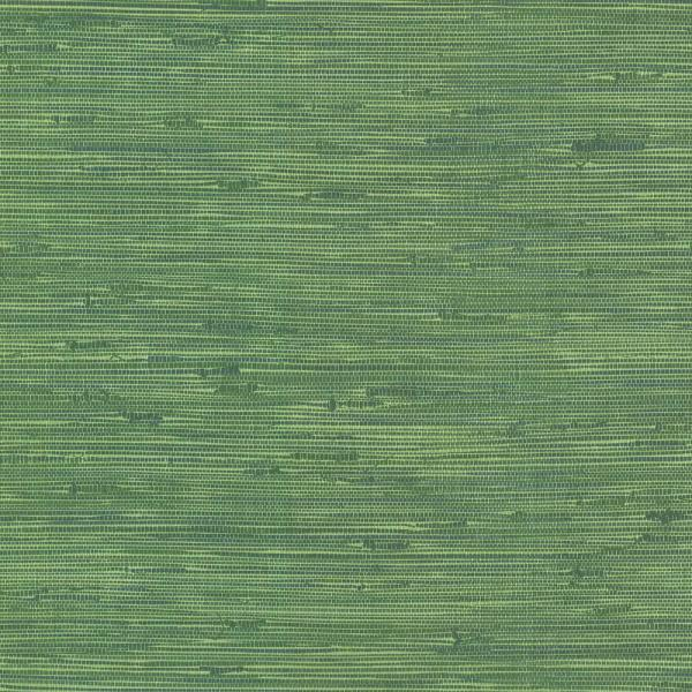 Brewster 8 in. x 10 in. Fiber Green Weave Texture Wallpaper