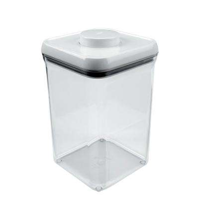 Good Grips Stackable 4.0 Qt. Big Square POP Container with Lid