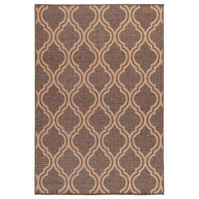 Nantucket Theresa Pebble 5 ft. x 7 ft. Indoor/Outdoor Area Rug