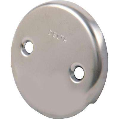 Tub Overflow Plate Washer The Home Depot