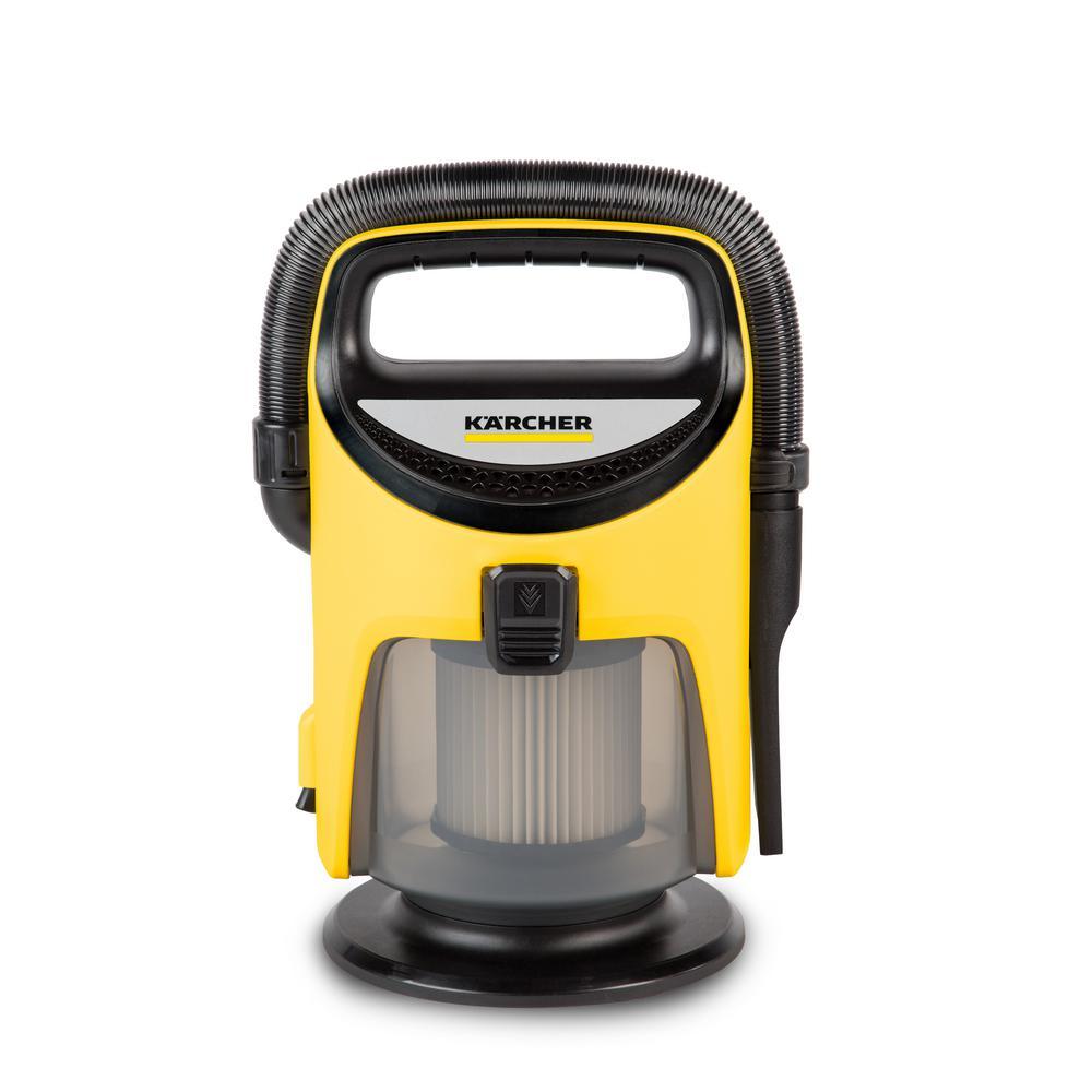 TV1 Wet/Dry Handheld Vacuum