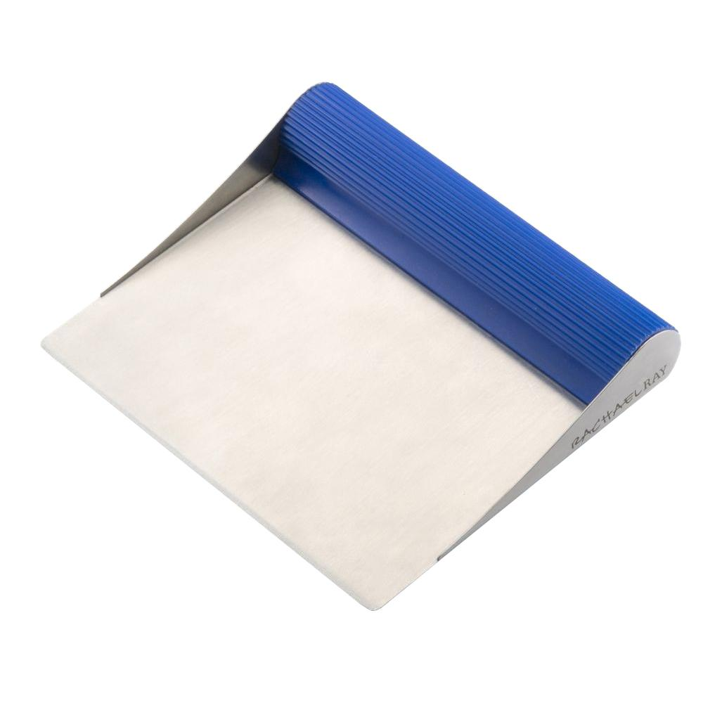 Rachael Ray Nylon Tools Blue Bench Scrape