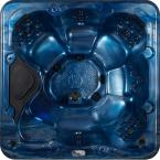 Narada Harmony 7 Person 90 Stainless Jet Hot Tub with Bluetooth Stereo/Subwoofer, ozone and Real Stainless Heater