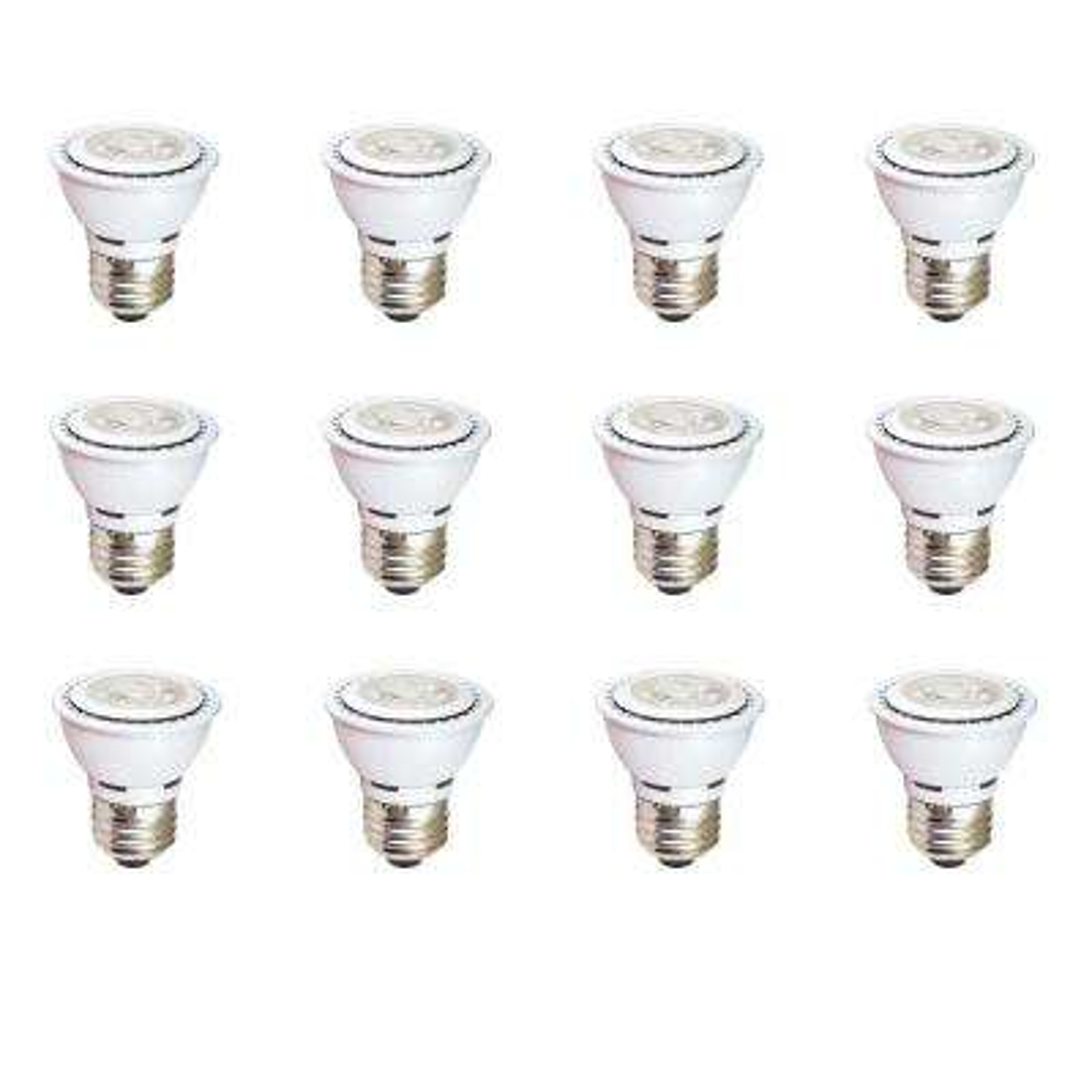 50-Watt Equivalent (2850k) MR16 LED Light Bulb Warm White (12-Pack)