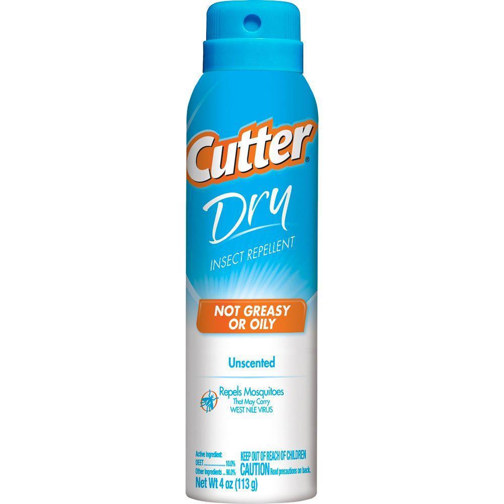 4 oz. Dry Insect Repellent Aerosol Spray