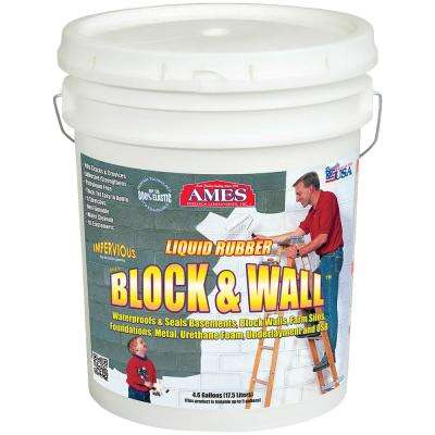 Rubber - Solid - Exterior Stain & Sealers - Paint - The Home