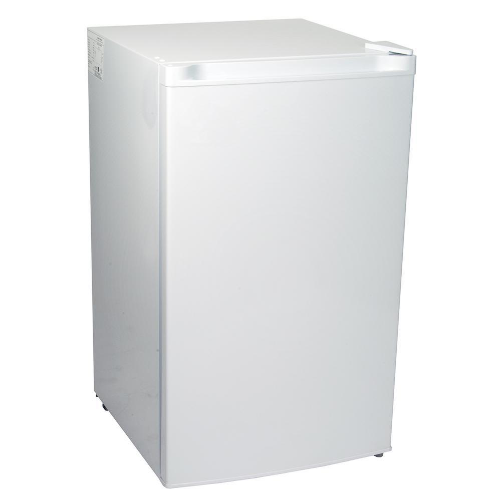 Koolatron Kool 3 1 Cu Ft Upright Freezer In White Ktuf88