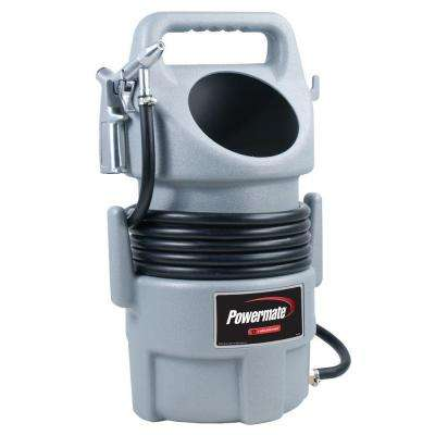 Air Sandblaster with 50 lb. Hopper
