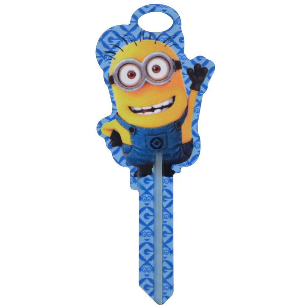 #66 Minions House Key