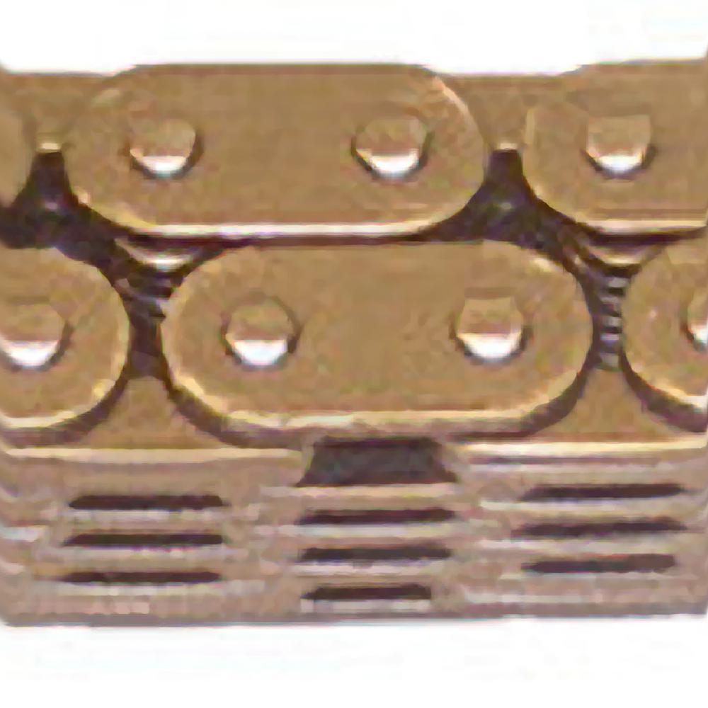 Center Engine Timing Chain fits 1977-1981 Pontiac Catalina Bonneville,Catalina Firebird,Grand LeMans,LeMans