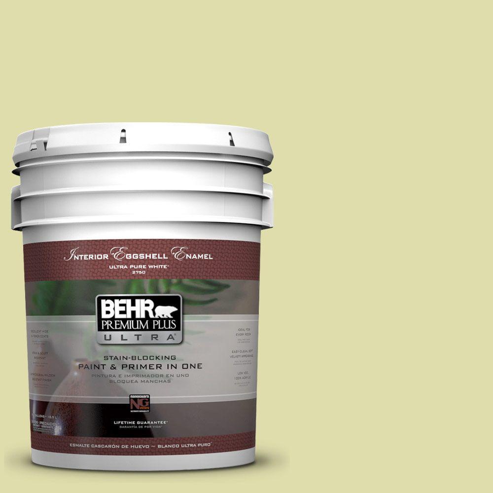 BEHR Premium Plus Ultra 5-gal. #P360-3 Tonic Eggshell Enamel Interior Paint