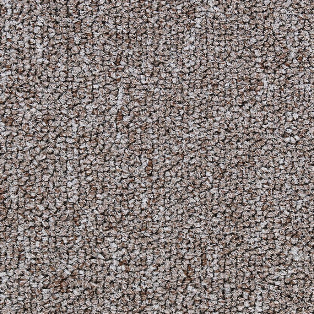 Bottom Line Base - Color Pale Cedar 12 ft. Carpet