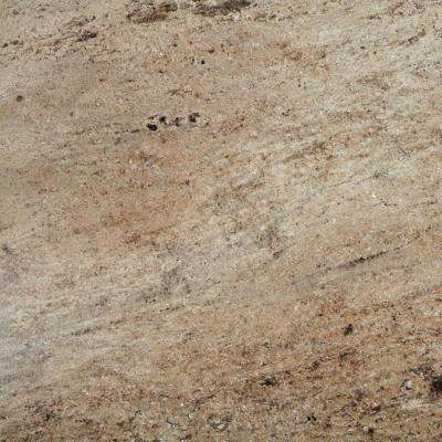 3 in. x 3 in. Granite Countertop Sample in Kashmir Cream