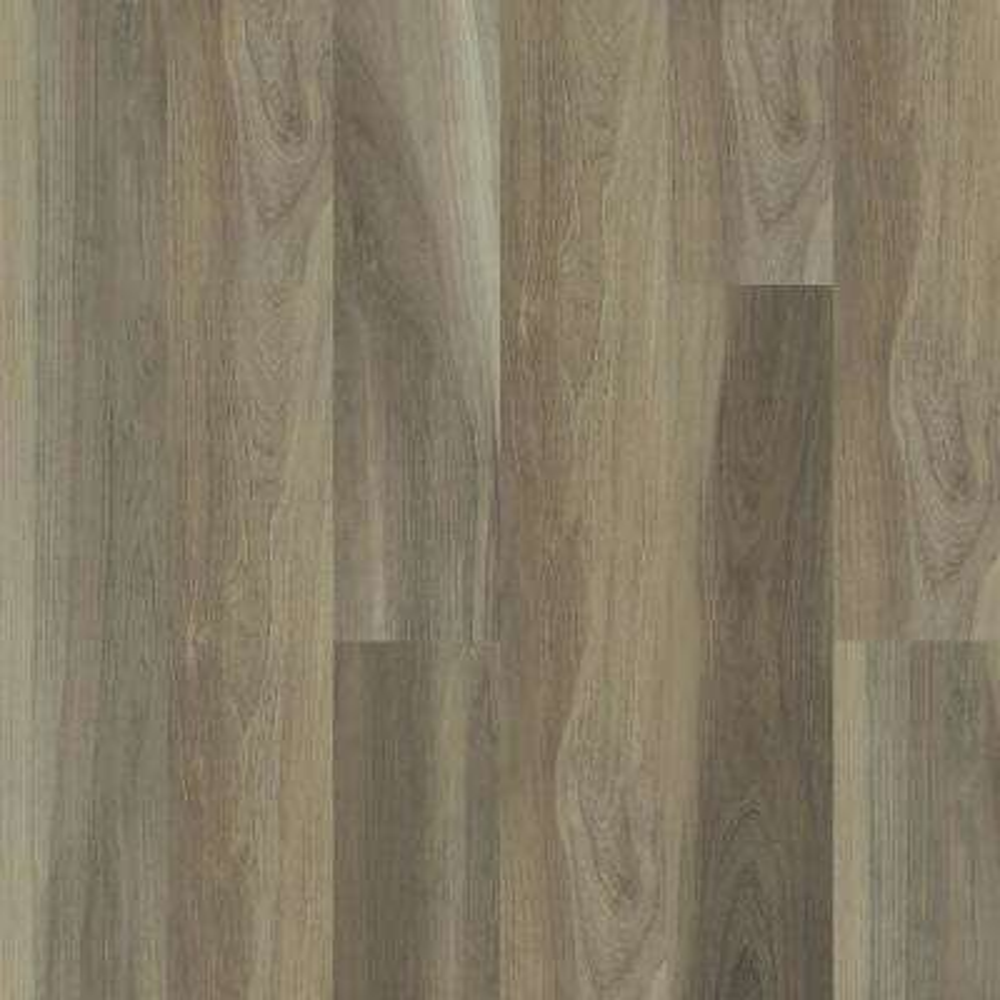 Take Home Sample - Manor Oak Tahoe Resilient Direct Glue Vinyl Plank Flooring - 5 in. x 7 in.