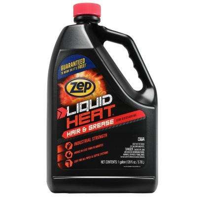 1 Gallon Liquid Heat Gel Industrial Drain Opener