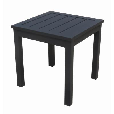 Riley Square Steel Outdoor Side Table