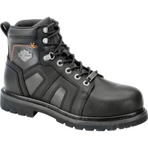 5e5e0cf278b Harley-Davidson Jake Men's 9.5 M Black Steel Toe Boot-D95055 - The ...