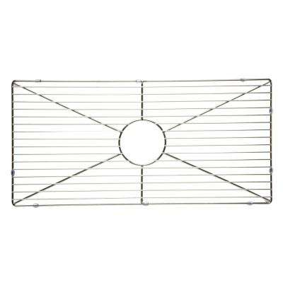 ABGR3318 28.5 in. Grid for Kitchen Sinks AB3318SB in Brushed Stainless Steel