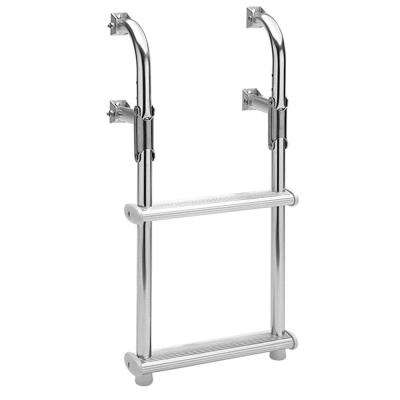 Eez-In Compact Transom Ladder