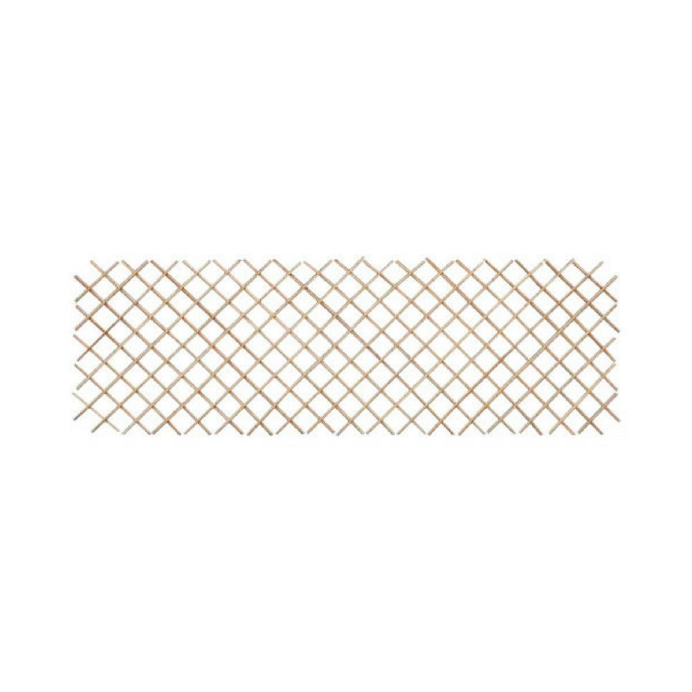 12 in. H Willow Classic Expandable Fence