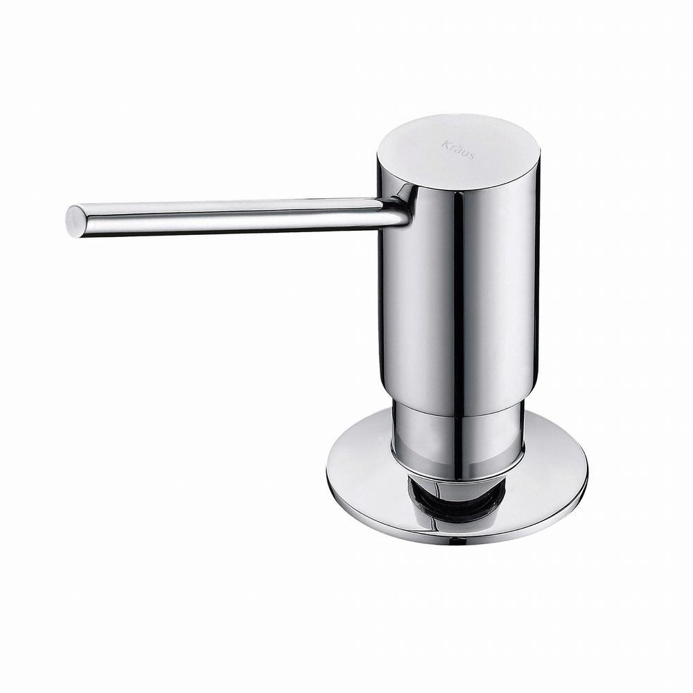 KSD-41 Soap Dispenser in Chrome