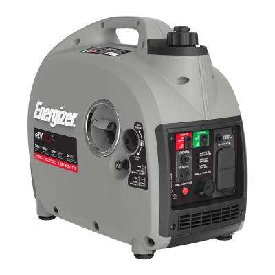 2,000-Watt Gas Powered Portable Inverter Generator with Parallel Capability