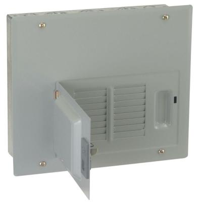 PowerMark Plus 125 Amp 8-Space 16-Circuit Indoor Main Lug Circuit Breaker Panel