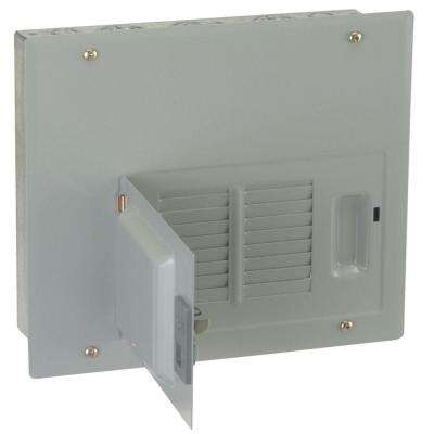 PowerMark Gold 125 Amp 8-Space 16-Circuit Indoor Main Lug Circuit Breaker Panel