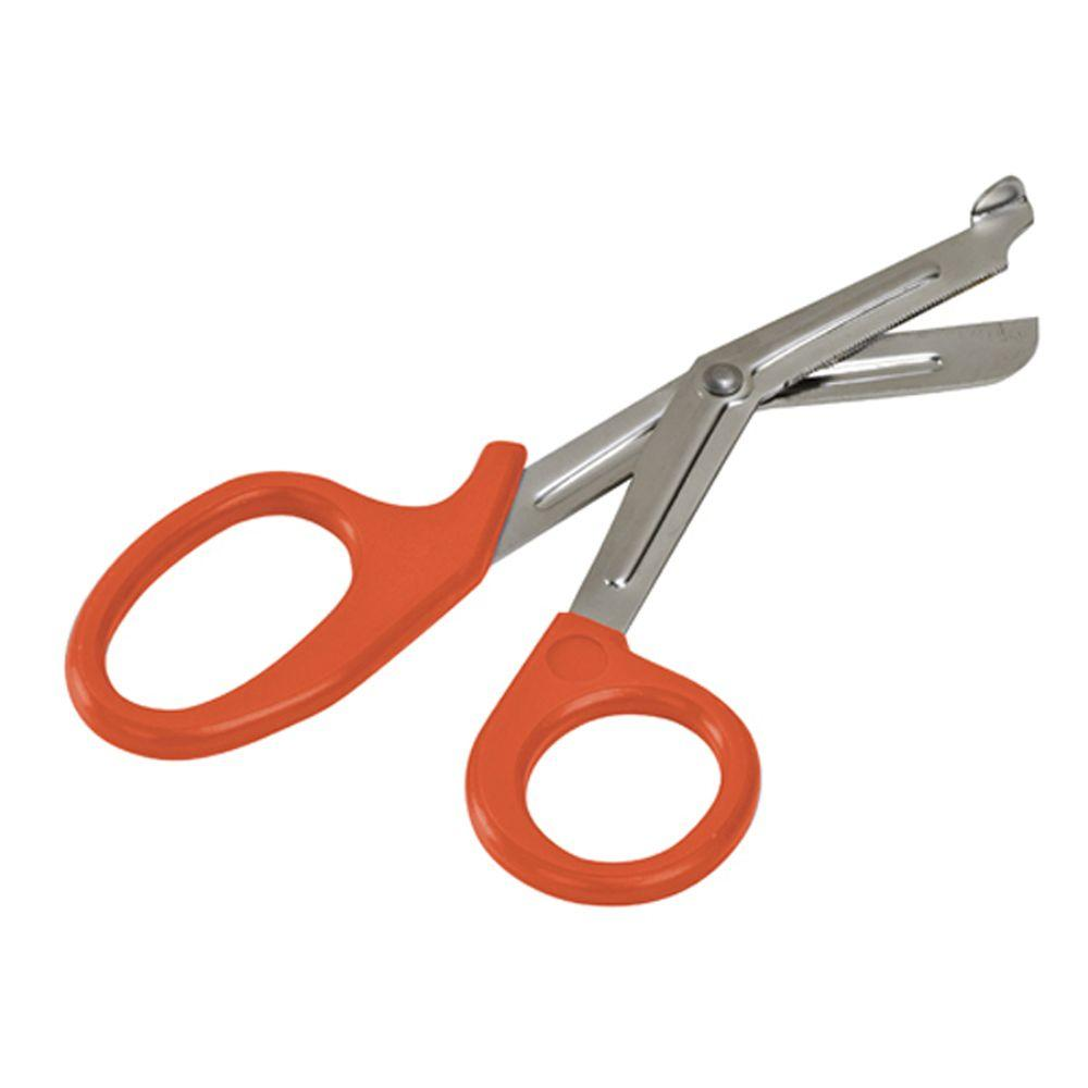 MABIS 7-1/2 in. Precision Cut Shears, Orange