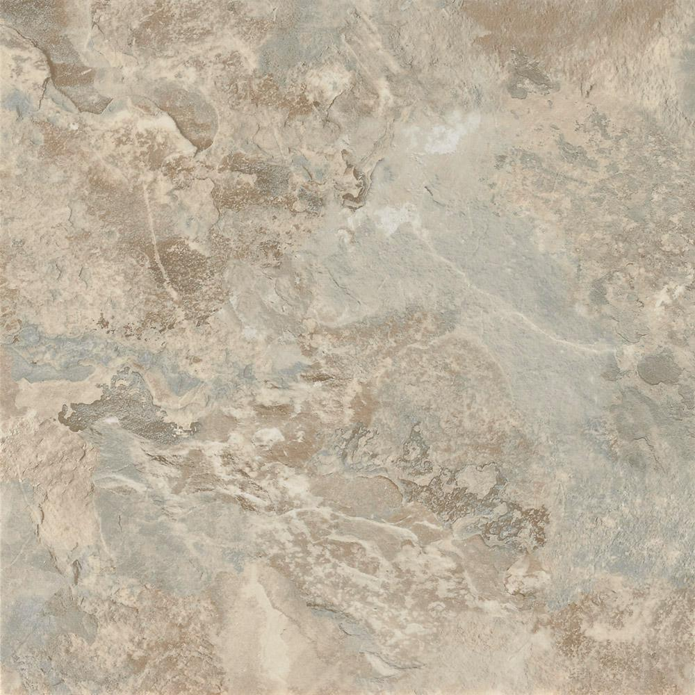 Armstrong New Slate Mesa Stone 12 In X 12 In Residential Peel And