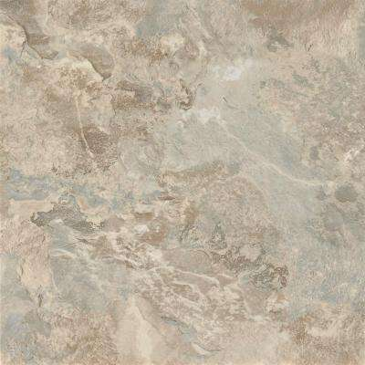 New Slate Mesa Stone 12 in. x 12 in. Residential Peel and Stick Vinyl Tile Flooring (45 sq. ft. / case)