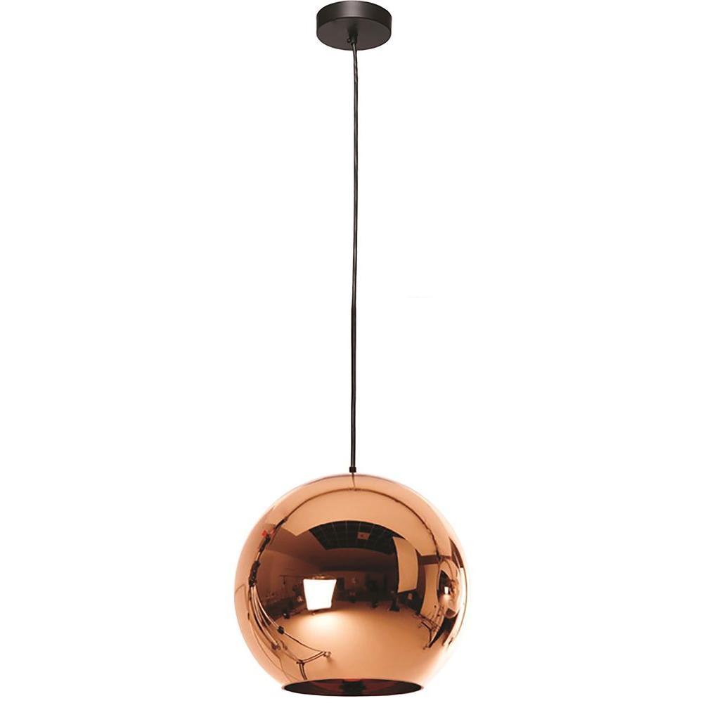 Astro 1-Light Copper Pendant