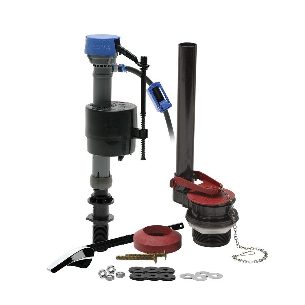 Fluidmaster Fluidmaster PerforMAX Universal 2 in. High Performance Complete Toilet Repair Kit